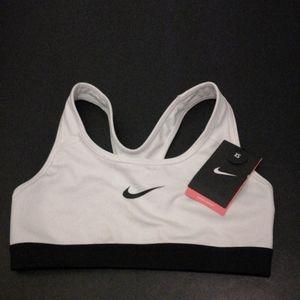 New sports bra